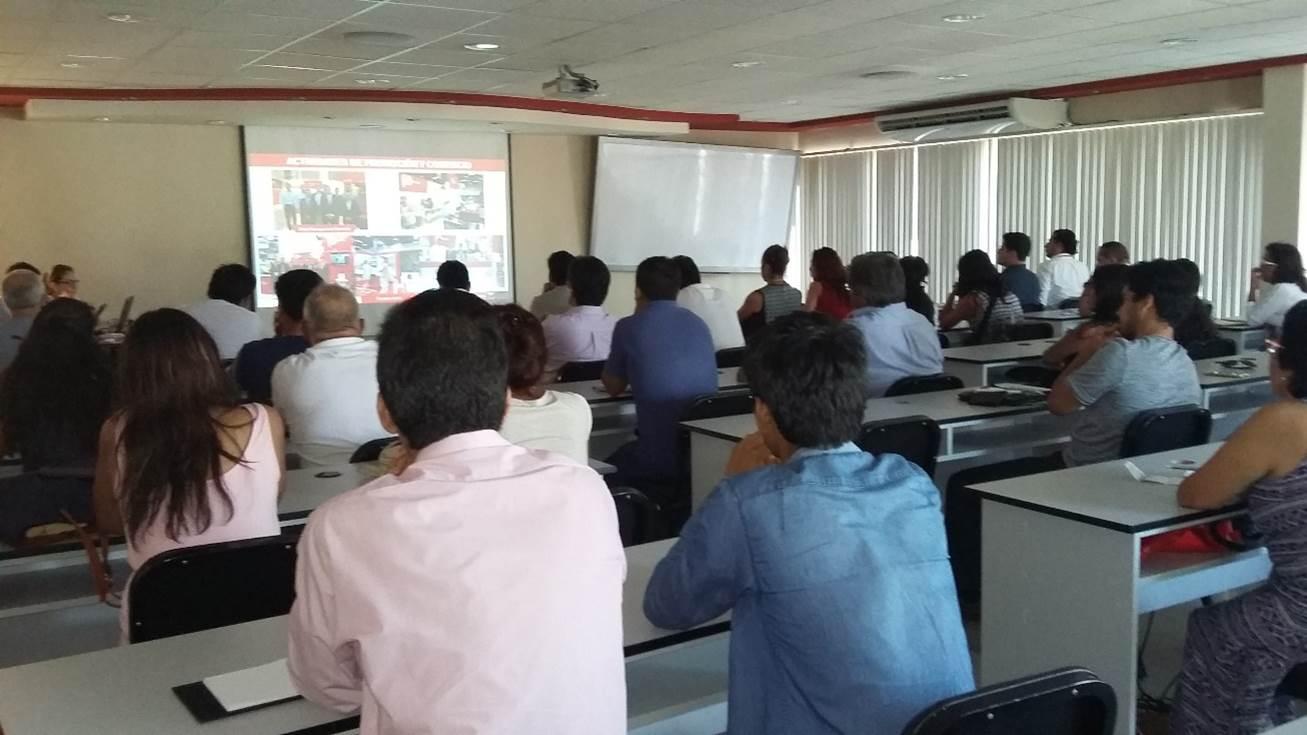 GRLL y Ocex capacitan sobre oportunidades de negocio en Panamá